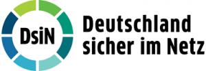 Logo Deutschland sicher im Netz